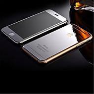 hd explosão frente chapeamento prova de vidro temperado& protetor de volta para o iphone 6s / 6