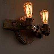 AC 100-240 E26/E27 Rustique Fonctionnalité for LED,Eclairage d'ambiance Applique murale