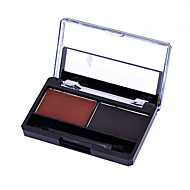 Color Clear Color Eyebrow Eyebrow Cream Waterproof and Sweat not Tuozhuang