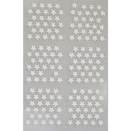 - Parmak / Ayak Parmağı - 3D Tırnak Çıkartması - Diğer - 5 sheets -Adet 13*7.5 - cm