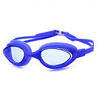 preiswerte Schwimmbrille-Schwimmbrille Anti-Beschlag Silica Gel PC Weiß Grau Schwarz Blau Dunkelblau Rosa Grau Schwarz Blau Dunkelblau