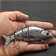 1 Stk. Blink Elritse Plast Havfiskeri Madding Kastning Isfikeri Spinning Vippefiskeri Ferskvandsfiskere Anden Trolling- & Bådfiskeri