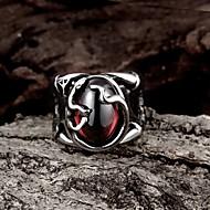 Veliki modni prsten Vintage / Zabava / Posao / Ležerne prilike (Titanium Steel