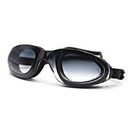 billiga Swim Goggles-Simglasögon Anti-Dimma Kiselgel PC Vit / Svart / Blå Grön / Röd / Svart