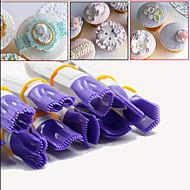 billige Bakeredskap-Dekorasjonsverktøy Pai For Småkake Kake Plast Økovennlig GDS Høy kvalitet