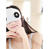 billige -Maske Sovemaske til rejsebrug Sleep maske Bærbar Påførelig Bekvem Rejsestøtte 1pc for Rejse