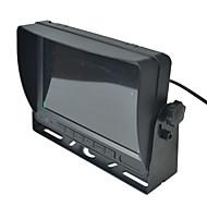 billiga Parkeringskamera för bil-7 tum TFT-LCD 170 grader Car Reversing Monitor Nattseende för Bilar / Buss