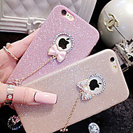 Für iPhone X iPhone 8 iPhone 7 iPhone 7 Plus iPhone 6 iPhone 6 Plus iPhone 5 Hülle Hüllen Cover Strass Rückseitenabdeckung Hülle