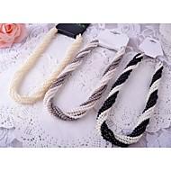 女性用 人造真珠 結婚式 パーティー 誕生日 婚約 日常 人造真珠 ネックレス