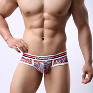 Masculino Boxers Masculino Algodão / Nylon