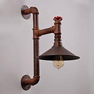 billige Krystall Vegglys-Vegglamper Mini Stil Rustikk Metall