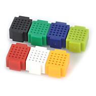 arduino Ahududu pi için 7pcs Mini 25 puan breadboard kaynaksız prototip tie-nokta