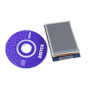 "2.8 ""TFT LCD touch schild display module met cd voor Arduino"