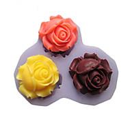 preiswerte -Backform Blume Obstkuchen Plätzchen Kuchen Silikon Umweltfreundlich Heimwerken Danksagungen