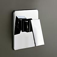 رخيصةأون حنفيات-صنبور التبعي - جودة فائقة - معاصر نحاس الساخنة والباردة مزيج صمام المياه - إنهاء - الكروم المطلي
