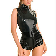 cheap Sexy Uniforms-Career Costumes Movie/TV Theme Costumes Cosplay Costume Party Costume Women's Halloween Carnival New Year Festival / Holiday Halloween
