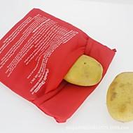 aardappel express microgolf oven, magnetron bakken zak (2 only)