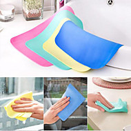 cheap Kitchen Cleaning Supplies-40*30cm Multifunction Car Cleaning Towel Kitchen Polishing Cloth Random Color