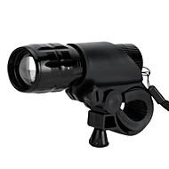 billige Sykkellykter og reflekser-LS1798 LED Lommelygter LED LED 500 lm 3 lys tilstand Taktisk, Vanntett, Justerbart Fokus Camping / Vandring / Grotte Udforskning, Dagligdags Brug, Sykling / IPX-4
