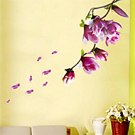 Florals Landscape Wall Stickers Plane Wall Stickers Decorative Wall Stickers,Vinyl Home Decoration Wall Decal For Wall