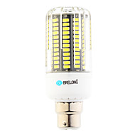 billige Kornpærer med LED-12W 1000 lm B22 LED-kornpærer T 136 leds SMD Varm hvit Kjølig hvit AC 220-240V