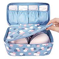 Boîte de Rangement avec Fonctionnalité est Avec couvercle , Pour Sous-vêtement Tissu
