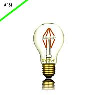 bofa19 led4wアンティークエジソンシルクボール泡ランプ(85V-265V)