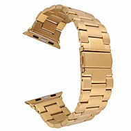 Pulseiras de Relógio para Apple Watch Series 3 / 2 / 1 Apple Tira de Pulso borboleta Buckle Aço Inoxidável
