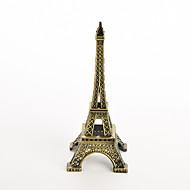 18 centímetros Eiffel fontes do casamento estátua torre de escultura paris decoração Ornamentos de Metal