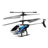 RC Helikopter FQ777 FQ610 3.5ch 6 Eksen 2.4G Fırçalı Elektrik Kullanıma Hazır Duraksamak Uzaktan Kontrol Uzaktan Kontrol Elektrik Mini