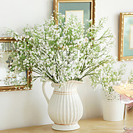 Silk Baby Breath Artificial Flowers Multicolor Optional 1pc/set