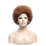 במלאי 10-30inch אפרו ישר עם תחרה מול פאות שיער תינוק 100% פאה ברזילאית בתולת u שיער אדם חלק לנשים