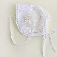 Βρέφος Αγορίστικα / Κοριτσίστικα Δαντέλα Καπέλα Λευκό / Ροζ Ένα Μέγεθος / Μπαντάνες