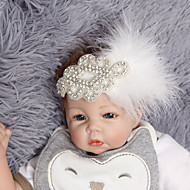 Kid's Full Crysals with Feather  headband(0-10Years Old)
