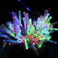 10m 100-geleide kleurrijke lichte 8-modus led-snaarlamp (220v) van hoge kwaliteit