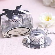 Wedding Anniversary Bridal Shower Birthday Party Stainless Steel Kitchen Tools Classic Theme-1 5.5*5.5*3.2CM
