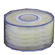 transparent 300 buc dublu pleoapa banda rola două tip