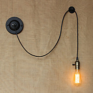 Wall Light Tunnelmavalo Max 60WW 110-120V 220-240V E26/E27 Traditionaalinen/klassinen Kantri Retro Muut