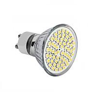 3.5W 300-350 lm GU10 GU5.3(MR16) E26/E27 LED reflektori MR16 60SMD LED diode SMD 2835 Ukrasno Toplo bijelo Hladno bijelo AC 110-130V DC