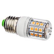 billige Bi-pin lamper med LED-3.5W 250-300lm E14 / G9 / E26 / E27 LED-kornpærer T 30 LED perler SMD 5050 Varm hvit / Kjølig hvit 220-240V / 110-130V