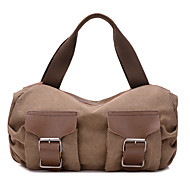 Women Bags Canvas Travel Bag for Shopping Casual Formal Outdoor Office & Career Beige Gray Coffee Red Blue