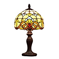 cheap Lamps-Eye Protection Pastoral style Mini Tiffany lamp