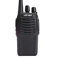 billige Walkie-talkies-OEM-fabrikk VBT-V3 Walkie-talkie ≤5W 16 400-470 mHz 1500MAh 3-5 kmNød Alarm / Lader og adapter / VOX / Programmeringskabel / Pausetimer /