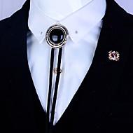 tanie Akcesoria dla mężczyzn-Męskie Impreza / Podstawowy Krawat Geometric Shape