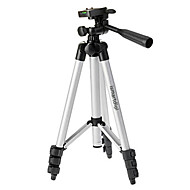 ismartdigi i-3110 4-bölüm kamera tripod (gümüş + siyah) tüm d.camera v.camera nikon canon sony olympus için ...