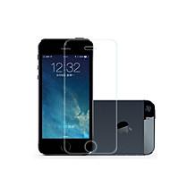Screen Protector Apple za iPhone 6s Plus iPhone 6 Plus iPhone SE/5s Kaljeno staklo 1 kom. Ultra tanko Έκρηξη απόδειξη 2.5D zaobljeni