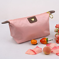 Women Bags Nylon Cosmetic Bag for Casual Black Purple Yellow Red Pink