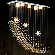 Moderne / Nutidig Lysekroner Til Stue Soverom Kjøkken Spisestue Pære Inkludert
