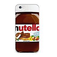 Para iPhone X iPhone 8 iPhone 6 iPhone 6 Plus Case Tampa Estampada Capa Traseira Capinha Desenho Animado Macia PUT para iPhone X iPhone 8