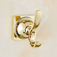 cheap Bathroom Hardware-Robe Hook Contemporary Brass 1 pc - Hotel bath